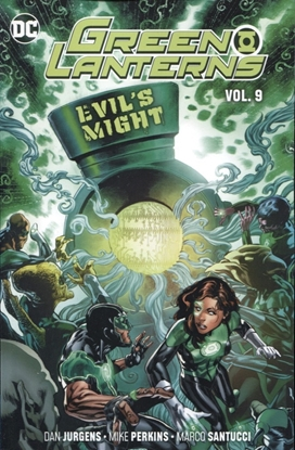Picture of GREEN LANTERNS TP VOL 09 EVILS MIGHT