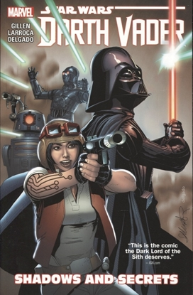 Picture of STAR WARS DARTH VADER TP VOL 2 SHADOWS AND SECRETS