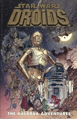 Picture of STAR WARS DROIDS THE KALARBA ADVENTURES