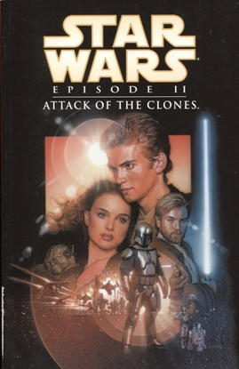 Picture of STAR WARS EPISODE II ATTACK OF THE CLONES