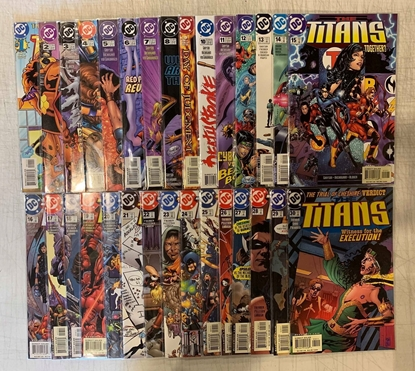 Picture of TITANS (1999) #1-50 + SPECIALS SET VF/NM