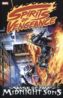 Picture of SPIRITS OF VENGEANCE RISE OF MIDNIGHT SONS TP