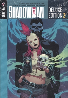 Picture of SHADOWMAN DLX HC VOL 02