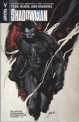 Picture of SHADOWMAN TP VOL 04 FEAR BLOOD SHADOWS