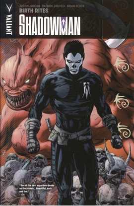 Picture of SHADOWMAN TP VOL 01 BIRTH RITES