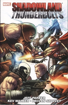 Picture of SHADOWLAND THUNDERBOLTS TPB