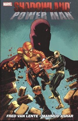 Picture of SHADOWLAND POWER MAN TP