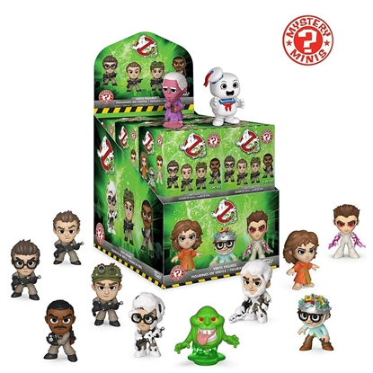 Picture of FUNKO GHOSTBUSTERS MYSTERY MINI BLIND BOX 12 PC