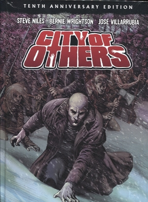 Picture of CITY OF OTHERS HC TENTH ANNIVERSARY EDITION (MR)