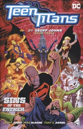 Picture of TEEN TITANS BY GEOFF JOHNS TP BOOK 03