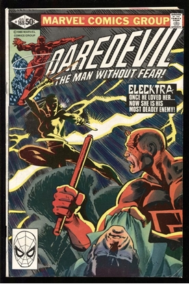 Picture of DAREDEVIL #168 5.0 VG/FN