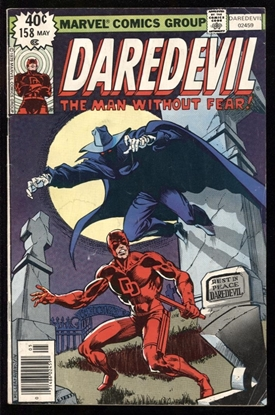 Picture of DAREDEVIL (1964) #158 5.0 VG/FN