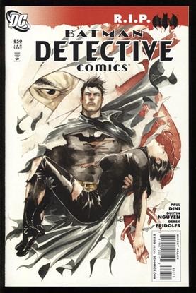 Picture of DETECTIVE COMICS  (1937) #850 9.4 NM