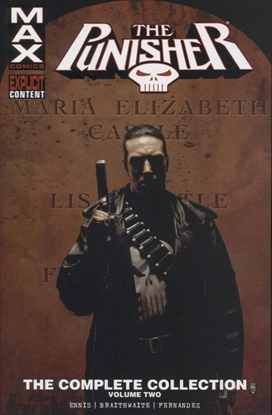 Picture of PUNISHER MAX TPB COMPLETE COLLECTION VOL 2 (MR)