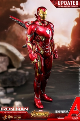 Picture of IRON MAN MARK L 1:6 SCALE HOT TOYS SIDESHOW