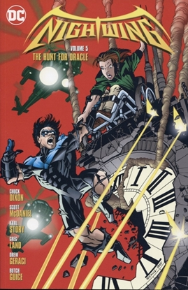 Picture of NIGHTWING TP VOL 05 THE HUNT FOR ORACLE