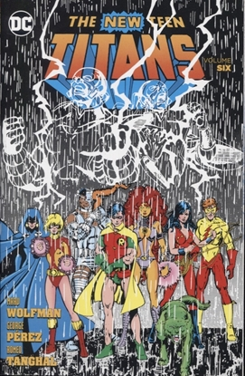 Picture of NEW TEEN TITANS TP VOL 06