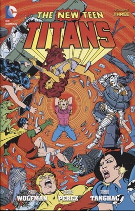 Picture of NEW TEEN TITANS TPB VOL 3