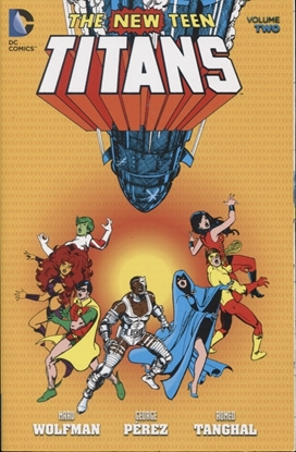 Picture of NEW TEEN TITANS TPB VOL 2