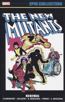 Picture of NEW MUTANTS EPIC COLLECTION TP RENEWAL