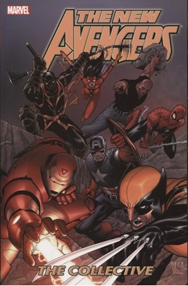Picture of NEW AVENGERS TPB VOL 04 COLLECTIVE