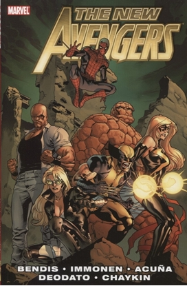 Picture of NEW AVENGERS BY BRIAN MICHAEL BENDIS TPB VOL 02