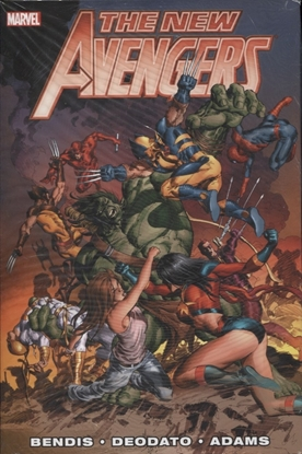 Picture of NEW AVENGERS BY BRIAN MICHAEL BENDIS PREM HC VOL 03