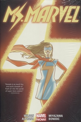 Picture of MS MARVEL HC VOL 02
