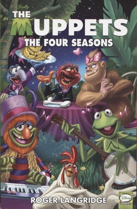 Picture of MUPPETS TPB FOUR SEASONS