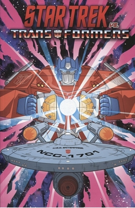 Picture of STAR TREK VS TRANSFORMERS TP