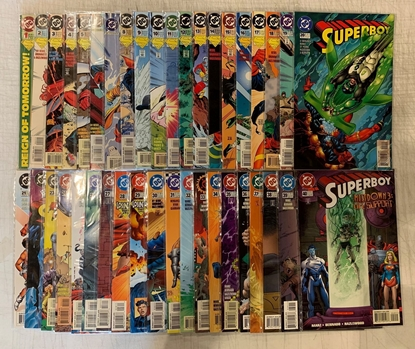 Picture of SUPERBOY (1998) #1-100 + ANNUALS & SPECIALS SET VF/NM
