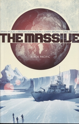 Picture of MASSIVE TP VOL 01 BLACK PACIFIC