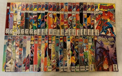 Picture of SPIDER-MAN 2099 (1992) #1-46 + ANNUAL #1 & SPECIAL SET VF/NM