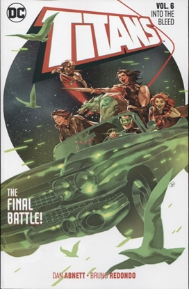 Picture of TITANS TP VOL 06 INTO THE BLEED