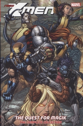 Picture of NEW X-MEN QUEST FOR MAGIK COMPLETE COLLECTION TP