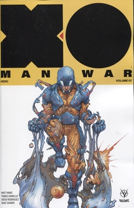 Picture of X-O MANOWAR (2017) TP VOL 07 HERO