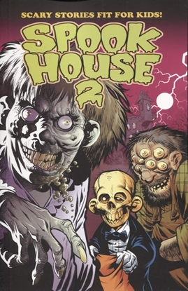 Picture of SPOOKHOUSE TP VOL 02