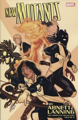 Picture of NEW MUTANTS ABNETT LANNING TP VOL 02 COMPLETE COLLECTION