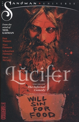 Picture of LUCIFER TP VOL 01 THE INFERNAL COMEDY (MR)