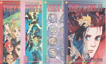 Picture of THEY WERE ELEVEN (1995) #1-4 SET VF+