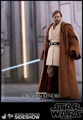 Picture of OBI-WAN KENOBI DELUXE VERSION 1:6 SCALE FIGURE