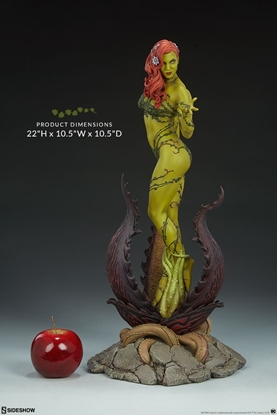 Picture of SIDESHOW  POISON IVY PREMIUM FORMAT FIGURE STATUE