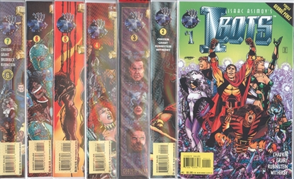 Picture of I BOTS (1995) #1-7 SET VF/NM
