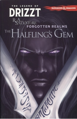 Picture of DUNGEONS & DRAGONS LEGEND OF DRIZZT TP VOL 06 HALFINGS GEM