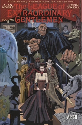 Picture of LEAGUE OF EXTRAORDINARY GENTLEMEN VOL TWO TP