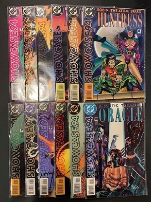 Picture of SHOWCASE 94 (1994) #1-12 SET VF/NM