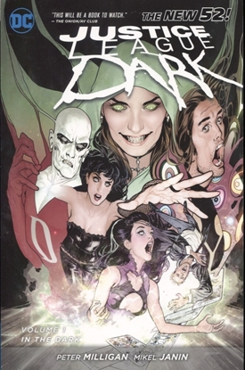 Picture of JUSTICE LEAGUE DARK TP VOL 01 IN THE DARK
