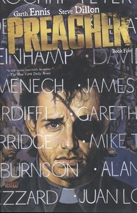 Picture of PREACHER TP BOOK 05