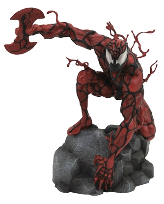 Picture of MARVEL GALLERY CARNAGE COMIC PVC FIGURE (C: 1-1-2)