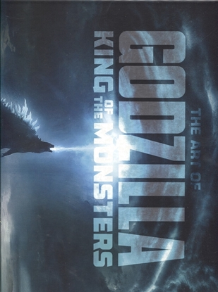 Picture of ART OF GODZILLA KING OF MONSTERS HC